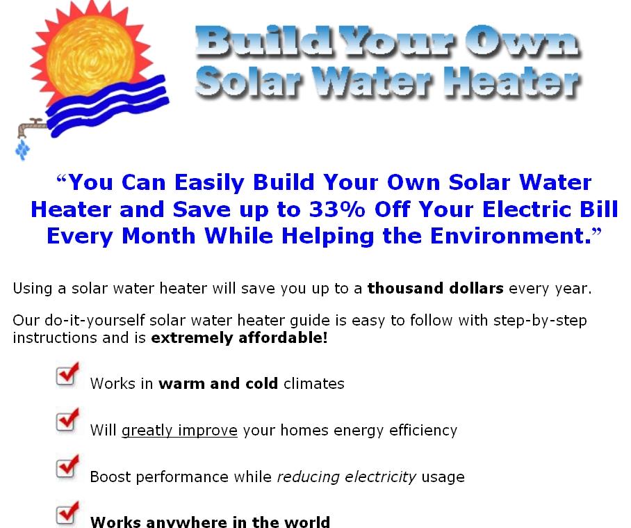 Tom Hayden Simple Heaters Review Diy Hot Water Heater Guide