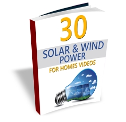 30 Solar and Wind Power For Home Videos