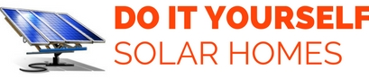 DIY Solar Homes Blog Logo
